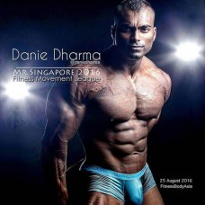 Personal Training with Mr Singapore 2016 - Danie Dharma