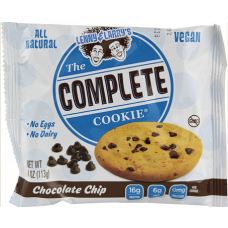 LENNY & LARRYS Complete Cookie Chocolate Chip 56g