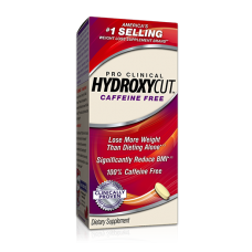 MUSCLETECH Hydroxycut Pro Clinical Caffeine Free 72caps
