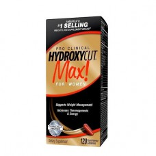 MUSCLETECH Hydroxycut MAX For Women 120caps