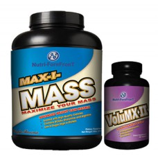 NFFT Advanced Muscle Mass Gain Stack Bundle