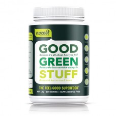 NUZEST Good Green Stuff 120g
