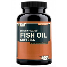 OPTIMUM Enteric-Coated Fish Oil 100Softgels (CLEARANCE)