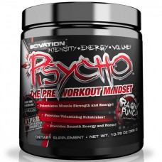 SCIVATION Psycho 60servings
