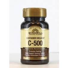 WINDMILL Vitamin C-500 Sustained Released 90tabs